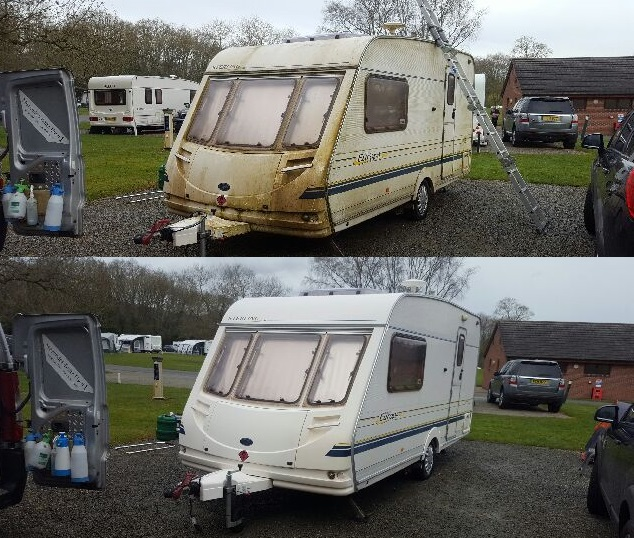 Caravan And Motorhome Mobile Cleaning And Valeting