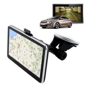 CARRVAS 560 5.0 inch TFT Touchscreen Auto GPS Navigator, MediaTekMT2531, WINCE6.0 OS, Ingebouwde luidspreker, 128MB + 4GB, IGO / NAVITEL-kaarten, FM, Geschikt voor EU