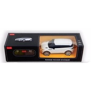 Range Rover Europcar witte radiografisch bestuurbaar 1:24