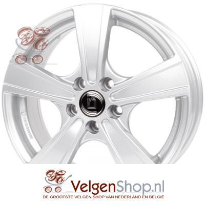Diewe Wheels Matto Argento (Silver) 18 inch