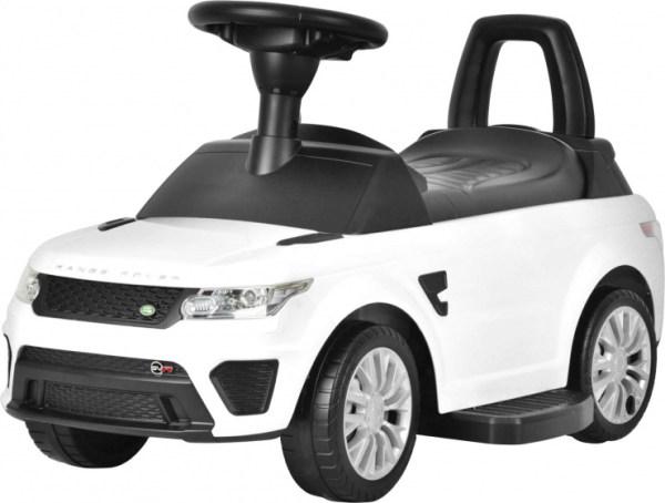 Range Rover Sport SVR accuvoertuig 6V wit