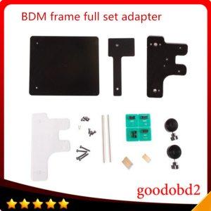 BDM FRAME Met Volledige Adapters Voor BDM100 Werken Samen Fits voor Originele FGTECH FG Galletto/Ktag/Kess ECU Chip Tuning Tool