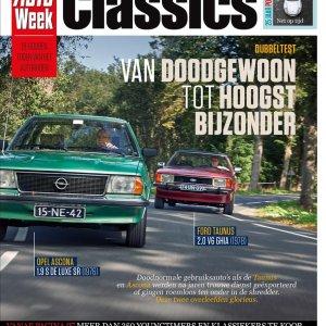 Autoweek Classics Magazine 4 - 2021
