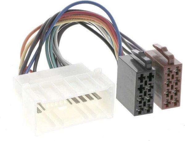 Hyundai | Kia | ISO kabel | verloopstekker voor autoradio