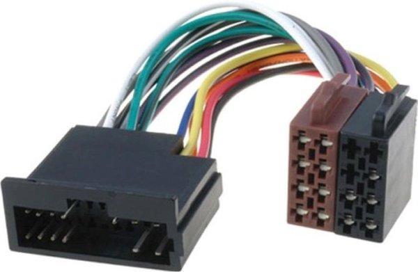 Kia | ISO kabel | verloopstekker voor autoradio