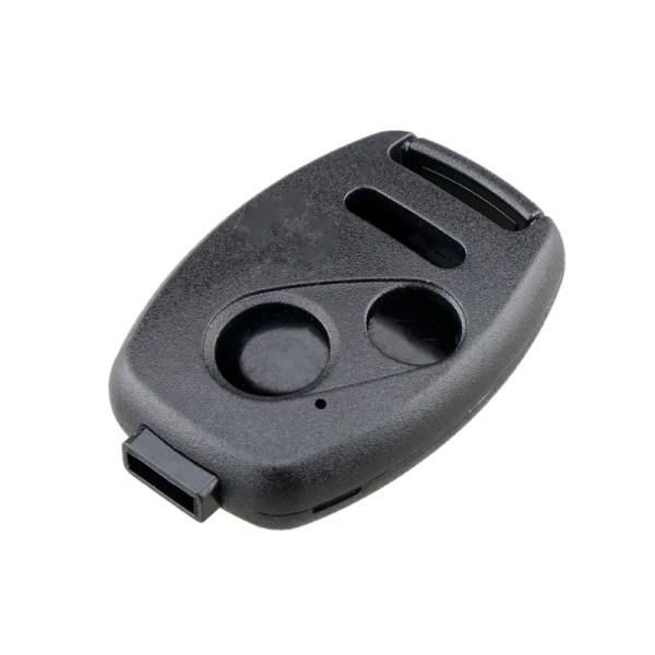 Vervanging niet-embryo autosleutel Case voor HONDA 2 + 1 knop autosleutels zonder batterij