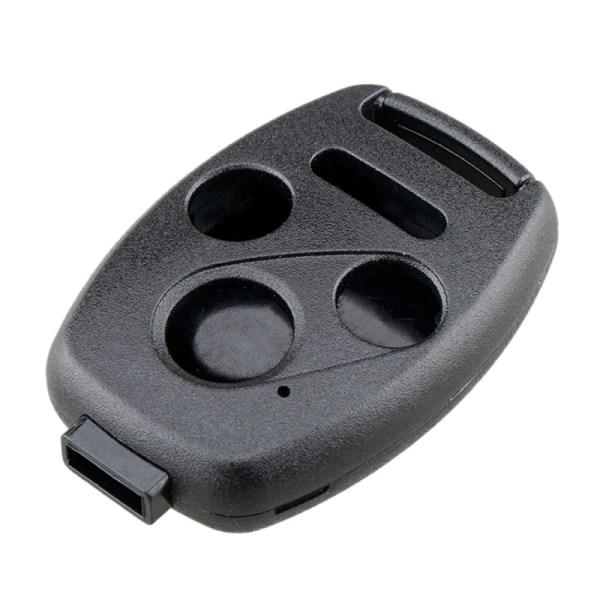 Vervanging niet-embryo autosleutel Case voor HONDA 3 + 1 knop autosleutels zonder batterij