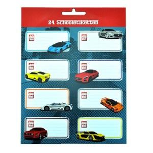 Etiketten autoweek