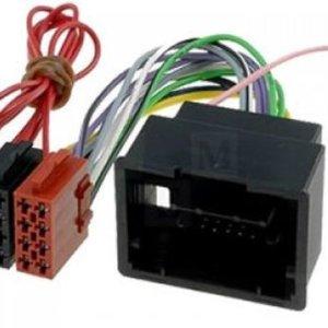 Opel Agila | Astra | ISO kabel | verloopstekker voor autoradio