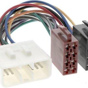 Subaru | ISO kabel | verloopstekker voor autoradio