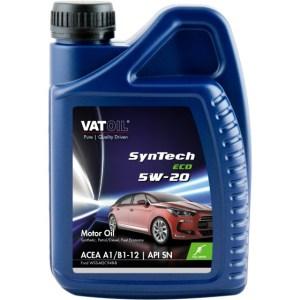 VatOil motorolie SynTech Eco 5W 20 1 liter (50499)