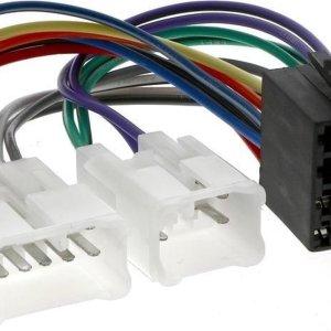 Daihatsu | Volkswagen | Toyota | Subaru | Lexus | ISO kabel | verloopstekker voor autoradio