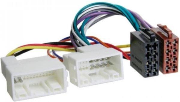 Kia Picanto | Sorento | Hyundai Tucson | IX35 | ISO kabel | verloopstekker voor autoradio