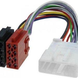 Subaru Forester | Impreza | ISO kabel | verloopstekker voor autoradio