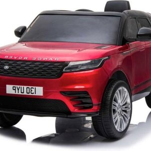 Range Rover Velar, 12 volt kinderauto met afstandsbediening en veel meer! | Elektrische Kinderauto | Met afstandsbediening