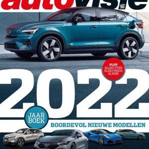 Autovisie Jaarboek 2022 - VOORVERKOOP