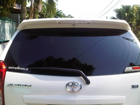 jual spoiler grand new avanza harga 2018 xenia w light