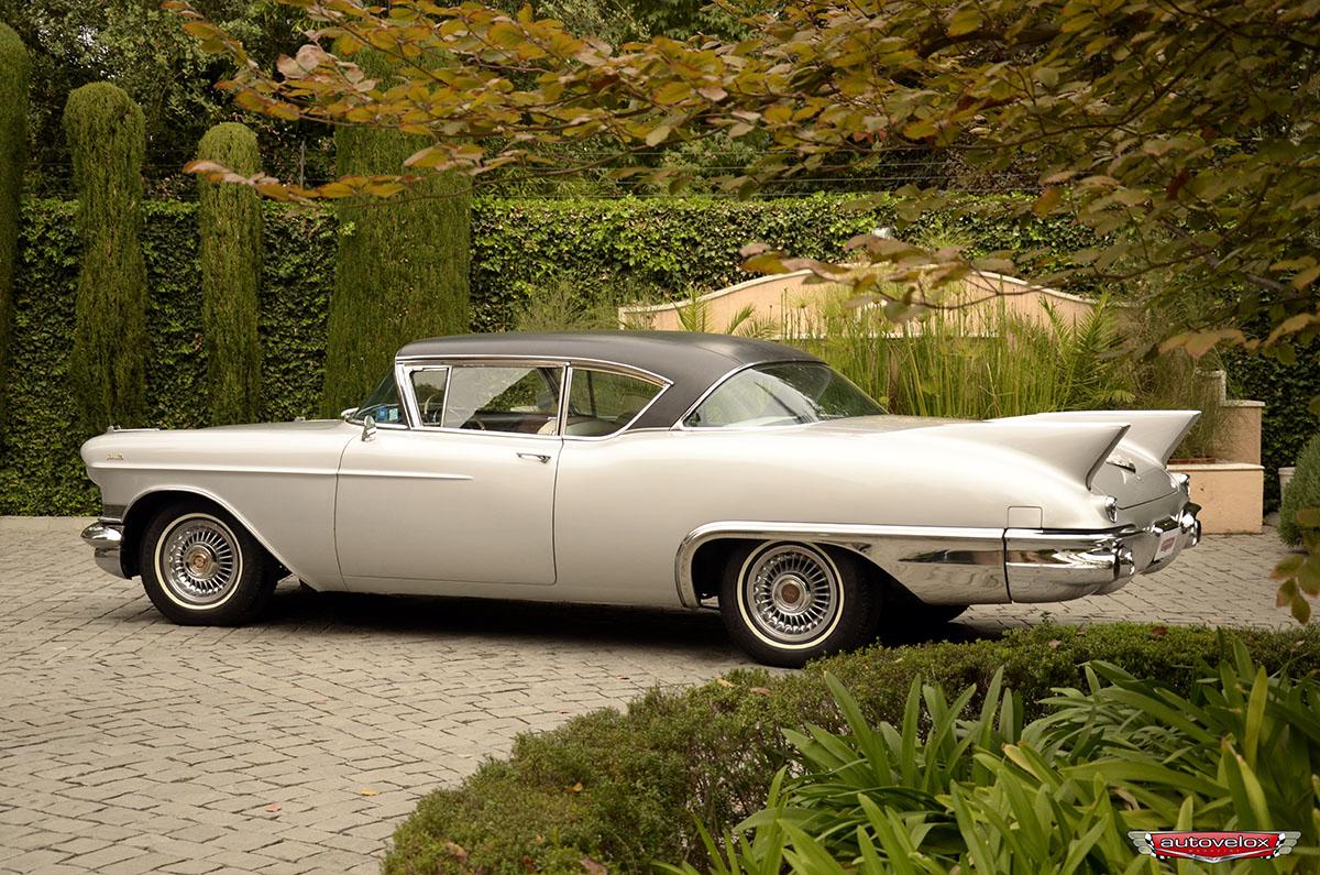 Cadillac Eldorado Seville, el sueño del diseño americano