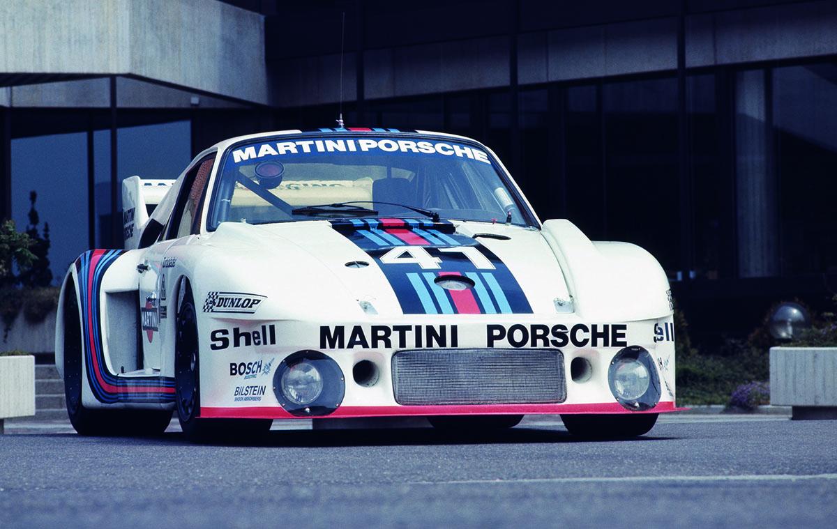 La fórmula ganadora: Porsche 935