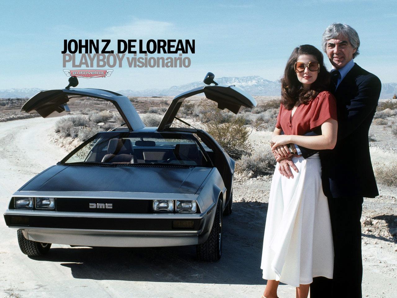 John De Lorean, visionario y polémico