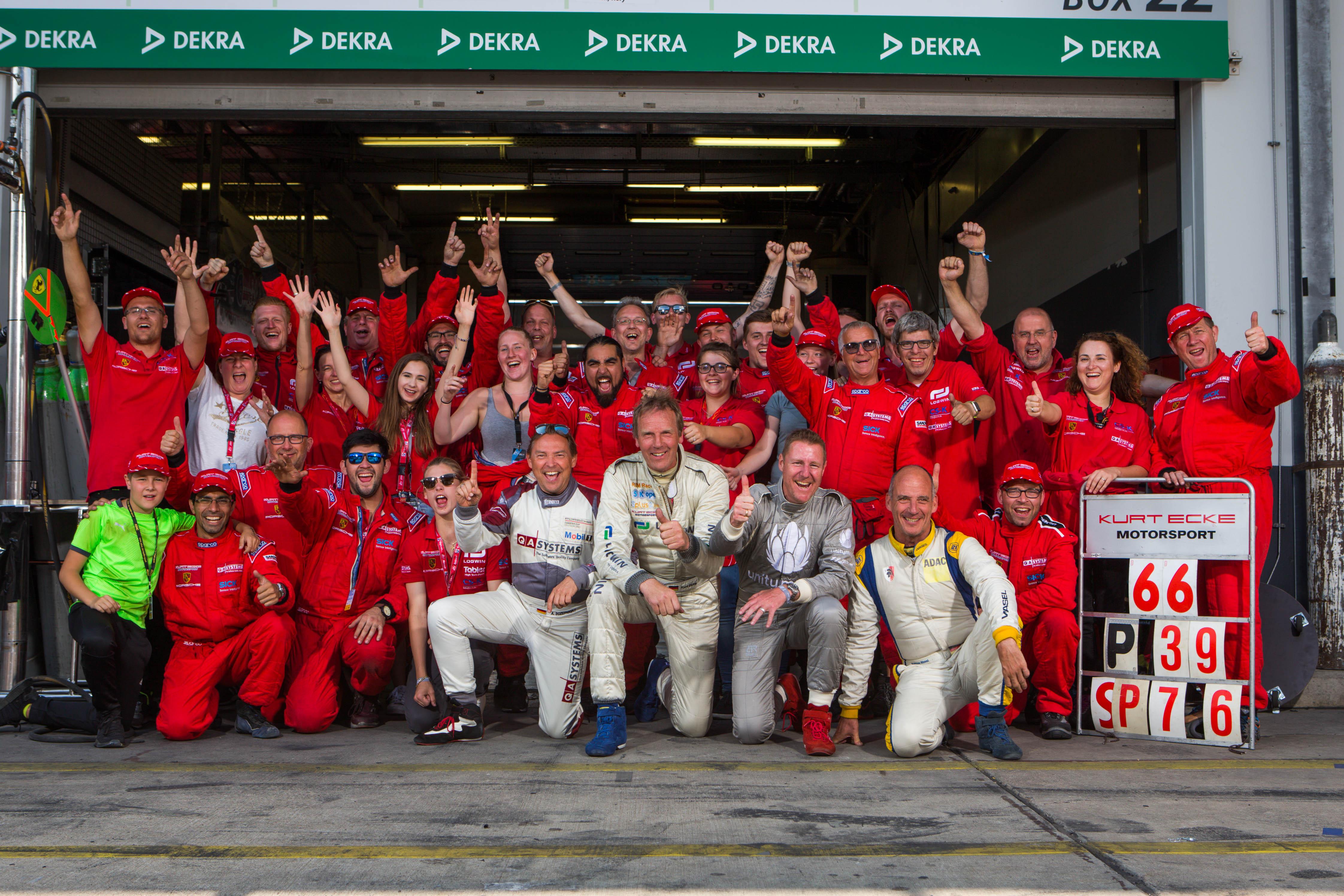 The 24Hr Nurburgring experience