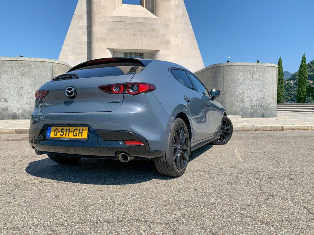 Test Mazda 3