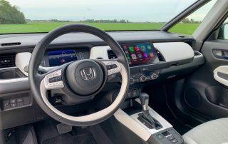 Test Honda Jazz