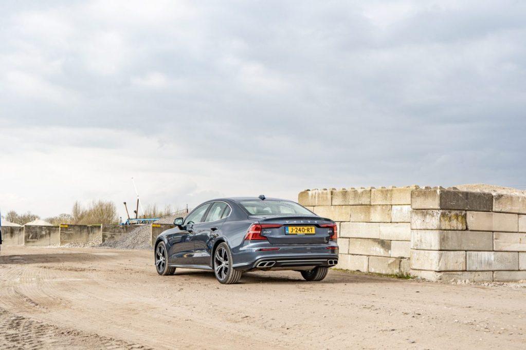 Test Volvo S60 B3