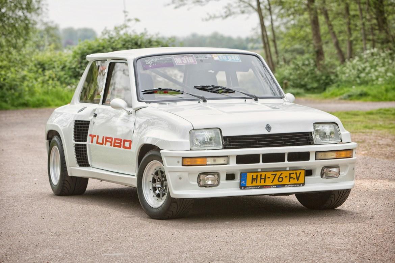 Renault Turbo II - Autovisie Cars & Coffee XXL - Autovisie.nl