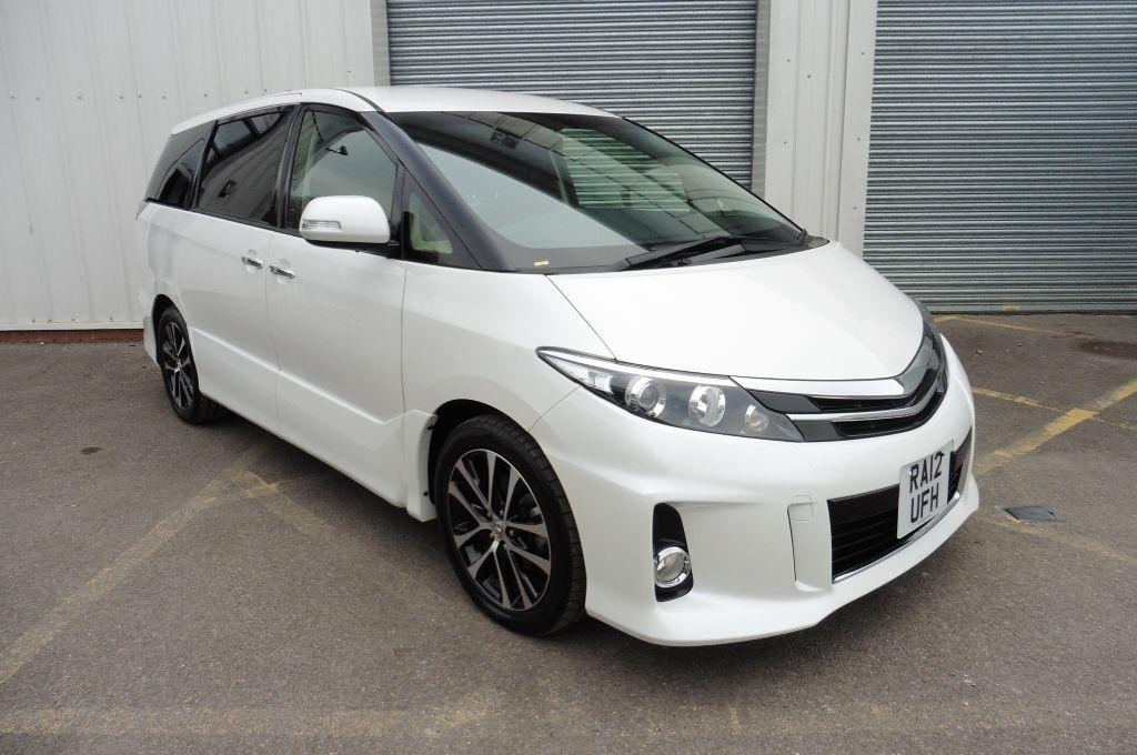 Toyota Previa Cars For Sale In Surrey On Auto Volo Uk