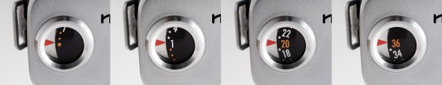 minolta auto wide film counter