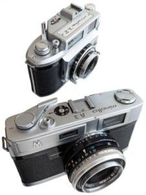 minolta A3 Minolta A2