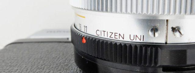 minolta Uniomat 3 citizen uni