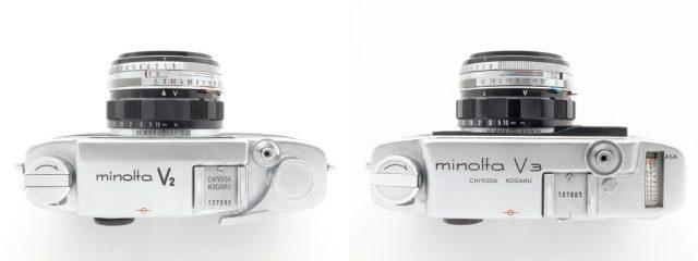 minolta V2 _ minolta V3
