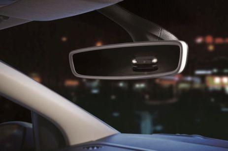 Volkswagen Ameo interior rear view mirror