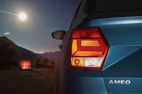 Volkswagen Ameo tail lights