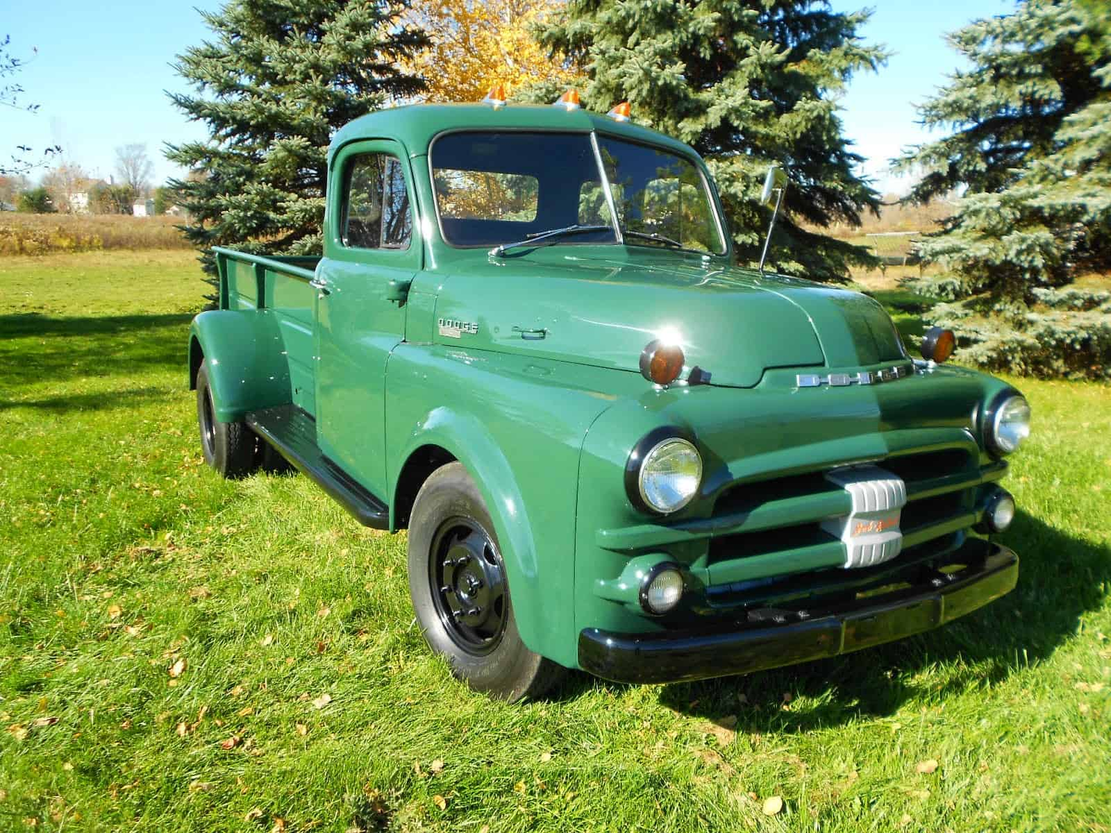 hight resolution of our history of the dodge dually includes the 1951 b series dodge dually