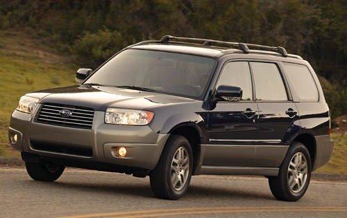 2007 Subaru Forester - Second Generation