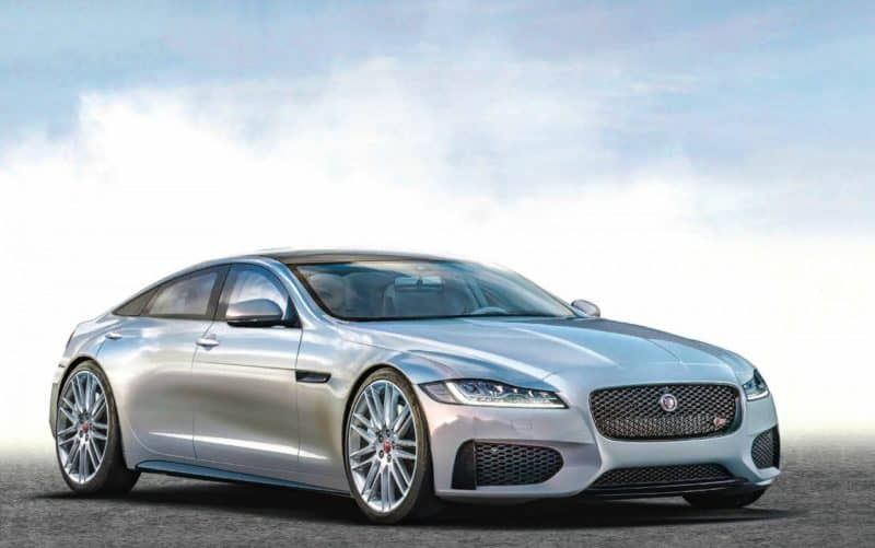 jaguar new xk 2020