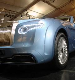 pininfarina hyperion rolls royce unveiled photo  [ 1280 x 850 Pixel ]