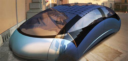 Hungarian Innovative Eco Car Antro Solo Prototype It S Your Auto