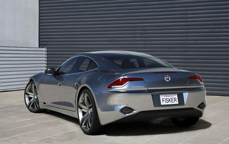 Fisker Karma Plug In Hybrid Previewed Ahead Of Detroit Auto Show It S Your Auto World New