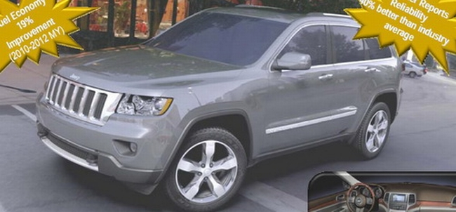 new 2010 chrysler 300c and jeep grand cherokee previewed it s your auto world new cars. Black Bedroom Furniture Sets. Home Design Ideas
