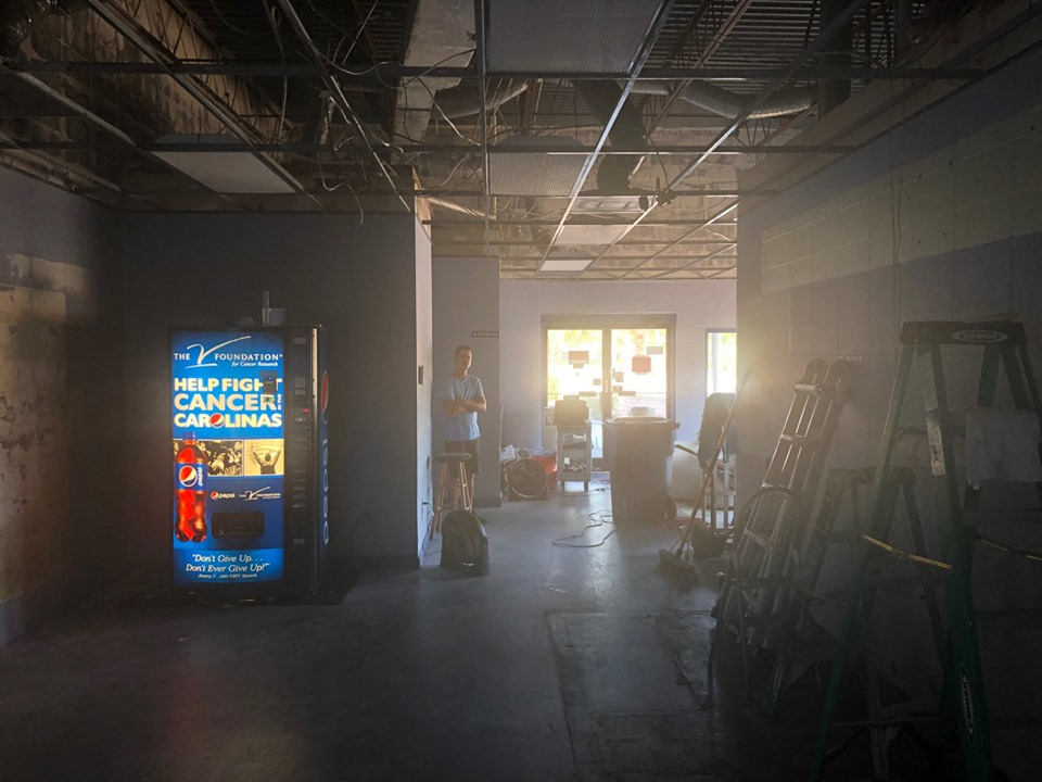 AutoworX July 2019 Renovations Myrtle Beach SC