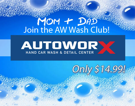 AutoworX Wash Club Myrtle Beach SC Car Wash Club Service