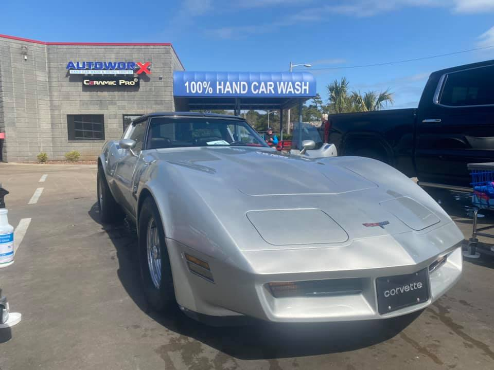 Vintage Corvette Detailing AutoworX Myrtle Beach SC
