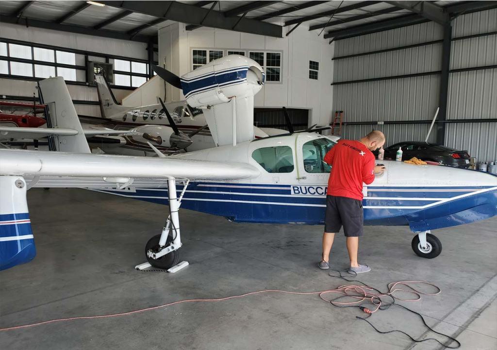 Monthly Aircraft Detailing Specials AutoworX Wilmington North Carolina