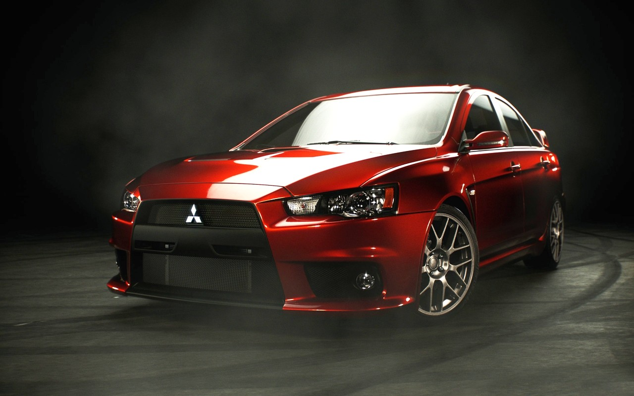 mitsubishi lancer evolution 2016 wallpaper | 1280x800 | #38161