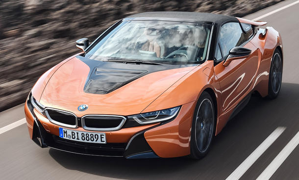Ps Plus Kosten Bmw I8 Roadster: La Auto Show 2017 (update!)