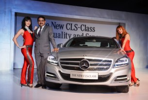 C-Class offers a new presence